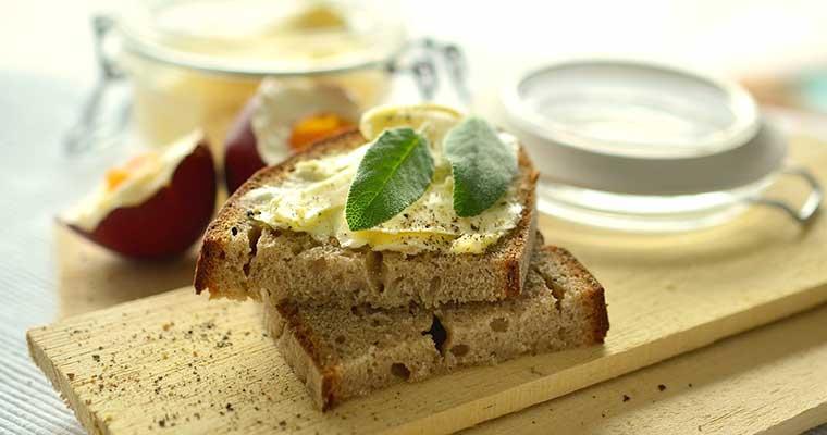 Garlic Bread – Pieczywo Czosnkowe – Recipe #220