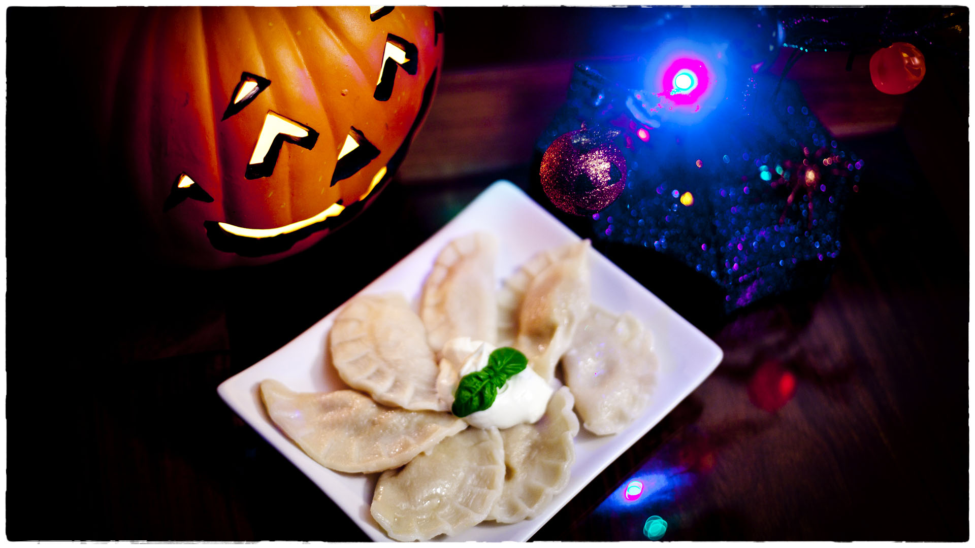 Pumpkin Pierogies – Pierogi z Dynia – Ania's Polish Food Recipe #38