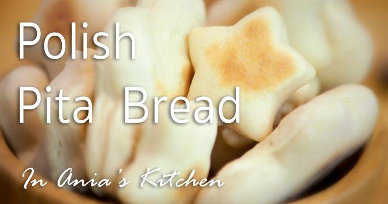 Polish Pita  Bread – Proziaki – Recipe #228