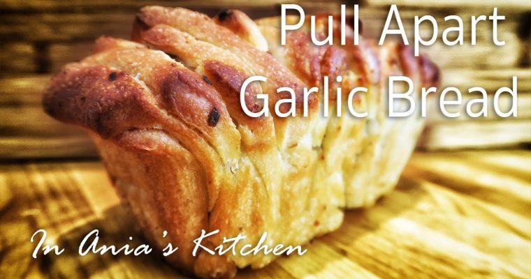 Pull Apart Garlic Bread – Pieczywo Czosnkowe do Odrywania – Recipe #234