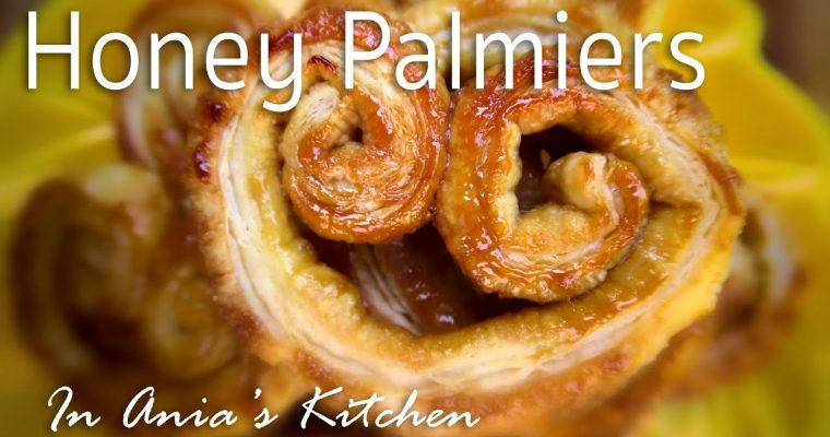 Honey Palmiers – Palmiery Miodowe – Recipe #249