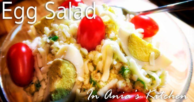 Egg Salad – Salatka Jajeczna – Recipe #255