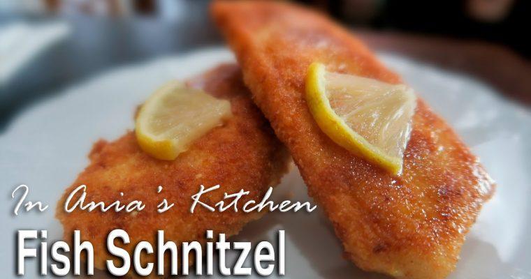Fish Schnitzel – Sznycel z Ryby – Recipe #264