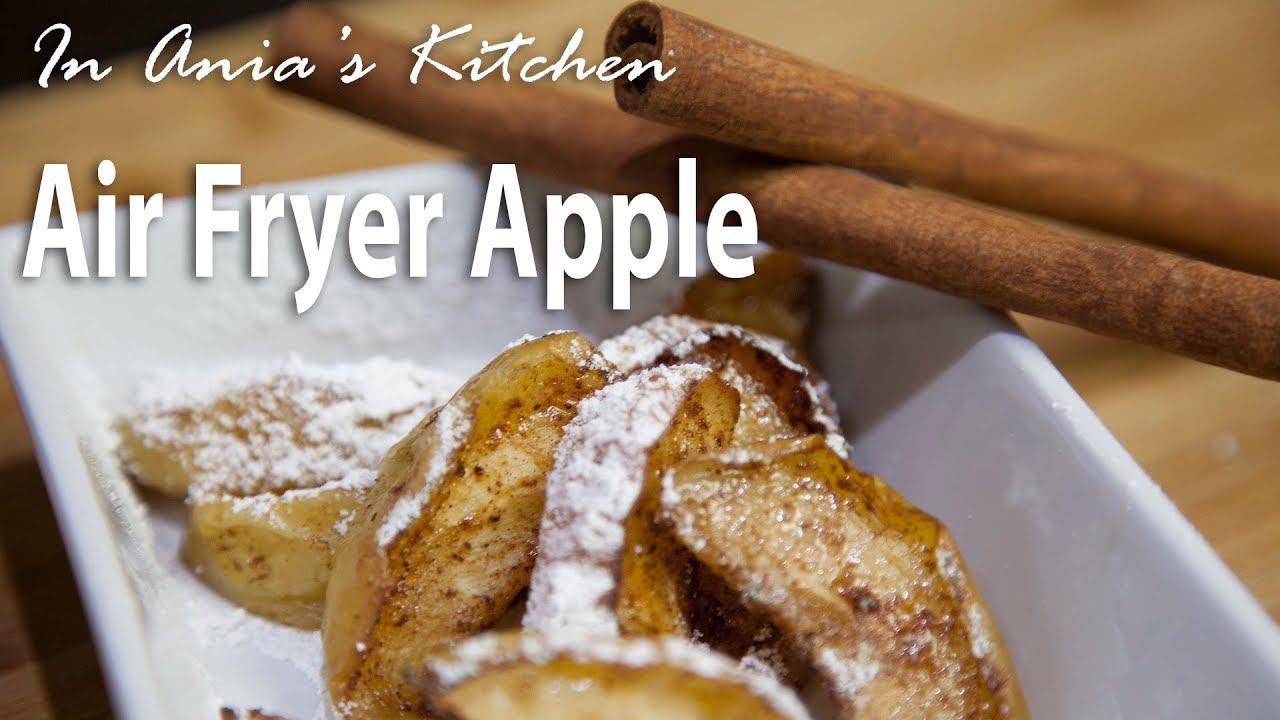 Air Fryer Apple – Jabłko z Airfryer – Recipe #293