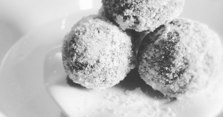 Low Carb Rum Balls (YouTube Recipe Coming Soon!)