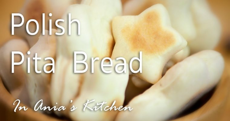 Polish Pita  Bread – Proziaki – Recipe #228