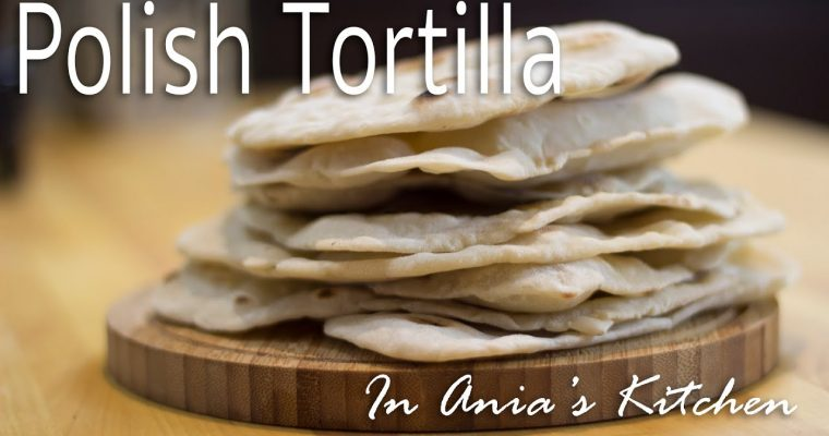 Polish Tortilla – Podplomyki – Recipe #243